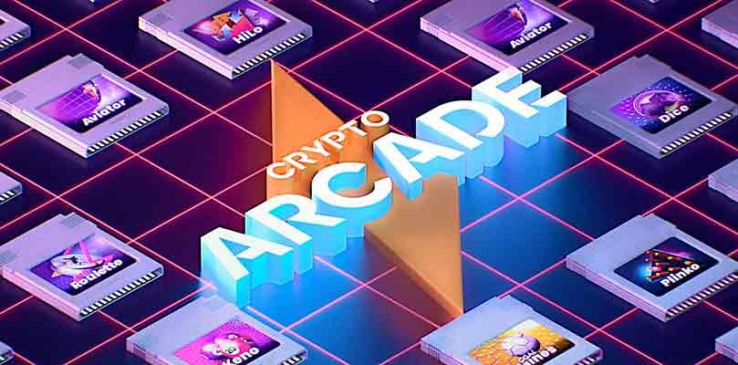 Crypto-Arcade